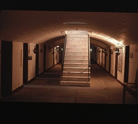 Basement of Ruthun Gaol